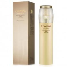 Coreana Premium Moisture solution toner moist type Увлажняющий тонер для сухой кожи лица 200мл