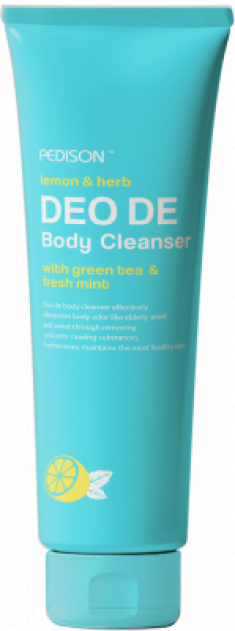 Гель для душа ЛИМОН и МЯТА EVAS Pedison DEO DE Body Cleanser 100 мл