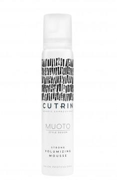 CUTRIN Мусс для объема сильной фиксации / MUOTO STRONG VOLUMIZING MOUSSE 100 мл