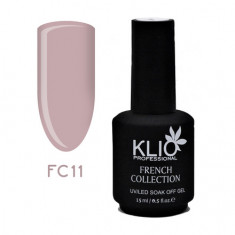 Klio Professional, Гель-лак French Collection №11