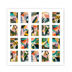 ONIQ, Слайдер-дизайн Transfer, Botanist №1