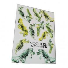 Vogue Nails, Слайдер-дизайн №226