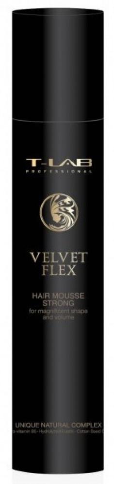 T-LAB PROFESSIONAL Мусс сильной фиксации для волос / Styling Line 300 мл