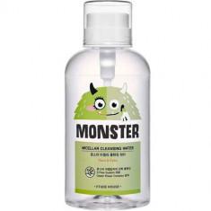 Мицеллярная вода Monster Micellar Cleansing Water Etude House