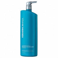 Шампунь с кератином для окрашенных волос Keratin Complex Color Care Shampoo 946мл