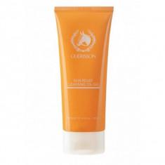 гель для умывания с лошадиным жиром guerisson skin relief cleansing oil gel