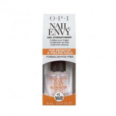 Средство для чувствительных и слоящихся ногтей OPI Sensitive & Peeling Nail Envy 15 мл