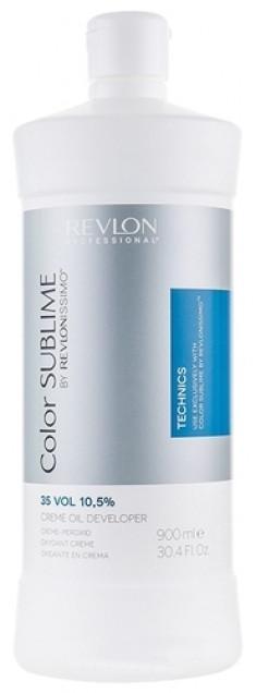 REVLON PROFESSIONAL Окислитель кремообразный 10,5% / RP RVL COLOR SUBLIME 900 мл