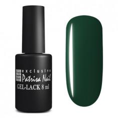 PATRISA NAIL 176 гель-лак для ногтей, глубокие темные оттенки / Axios Gel 8 мл