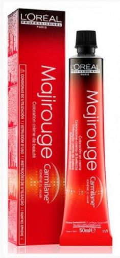 Краска для волос L'Oreal Professionnel MAJIROUGE 5.56 светлый шатен красное дерево красный 50мл L'Oréal Professionnel