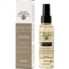 Nook Luxury Light Oil - Масло-люкс для тонких и непослушных волос Магия Арганы, 100 мл