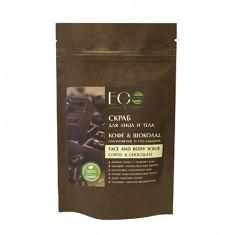 EcoLab, Скраб для лица и тела «Кофе & Шоколад», 40 г
