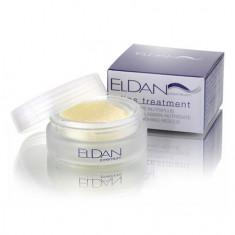Eldan Cosmetics, Питательный бальзам для губ, 15 мл
