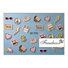 Freedecor, 3D-слайдер №276
