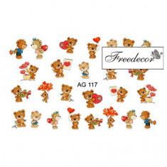 Freedecor, Слайдер-дизайн «Аэрография» №117