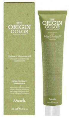 Краска для волос NOOK Origin Color Cream 6.34 Золотисто-Медный Темный Блондин 100 мл