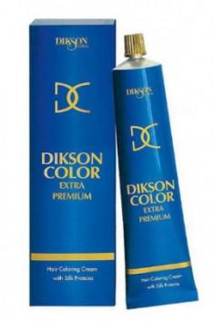 Краска для волос без аммиака Dikson Color Extra Premium 8D/ST 8.33 Светло-белокурый золотистый яркий 120 мл