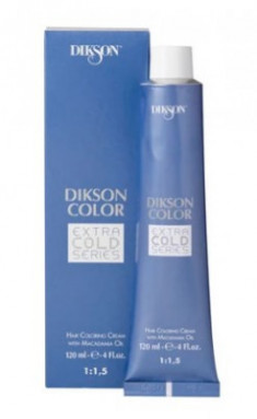 Краска-уход Dikson Colour Extra Cold Series 12.11 cenere