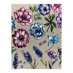 AnnaTkacheva,3D-слайдерCrystal№385 «Цветы. Цветочки» Anna Tkacheva