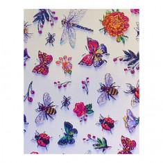 AnnaTkacheva,3D-слайдерCrystal№636 «Цветы. Бабочки» Anna Tkacheva