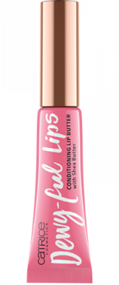 Ухаживающее масло для губ CATRICE DEWY-fUL Lips Conditioning Lip Butter 050 What DEW You Mean?