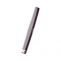 Dewal, Расческа Carbon Bordo, антистатическая, узкая, 22,5 см