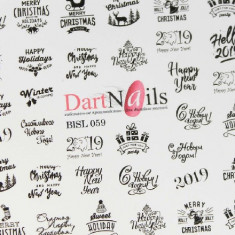 DartNails, Слайдер-дизайн Art-Fashion №59