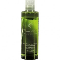 Мицеллярная вода успокаивающая для очищения Green Style Liv Delano