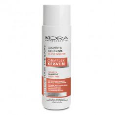 Шампунь Сенситив KORA Sensitive Shampoo Complex Keratin 250мл