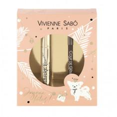 Vivienne Sabo, Подарочный набор: тушь Cabaret Premiere, карандаш для бровей