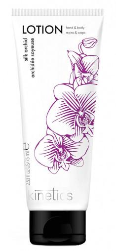 KINETICS Лосьон для рук и тела Шелковая орхидея 75 мл