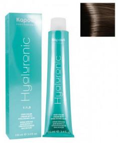 Крем-краска Kapous Professional Hyaluronic acid 6.13 Темный блондин бежевый 100мл