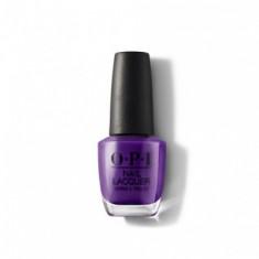 Лак для ногтей OPI CLASSIC Purple With A Purpose NLB30 15 мл