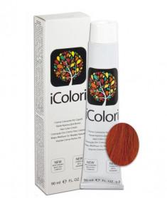 KAYPRO 7.44 краска для волос, блондин медный интенсивный / ICOLORI 100 мл