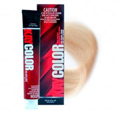 KAYPRO 10.0 краска для волос, интенсивный платиновый блондин / KAY COLOR 100 мл