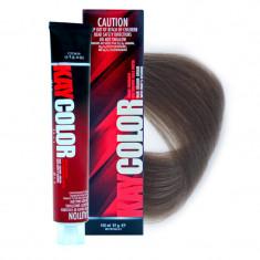 KAYPRO 8.00 краска для волос, светло-русый натуральный холодный / KAY COLOR 100 мл