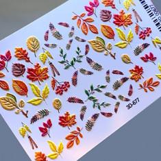AnnaTkacheva,3D-слайдер№677 «Осень. Листья» Anna Tkacheva