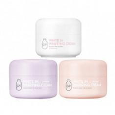 осветляющий крем с молочными протеинами berrisom g9 white in whipping cream