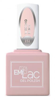 E.MI 151 WEC гель-лак для ногтей, Обручальное кольцо / E.MiLac 9 мл