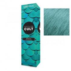 Краска для волос MATRIX Socolor Cult ПЫЛЬНЫЙ БИРЮЗОВЫЙ, 118мл