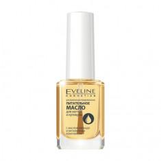 Eveline, Масло для ногтей и кутикулы, 12 мл