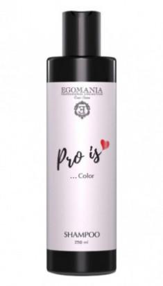 Шампунь для сохранения чистоты и сияния цвета волос Egomania PRO IS… COLOR SHAMPOO 250 мл