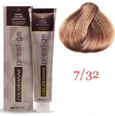 Крем-краска BRELIL Colorianne Prestige 7/32 Бежевый блонд 100мл