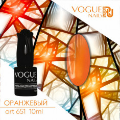 Vogue Nails, Гель-лак Оранжевый