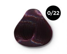 OLLIN PROFESSIONAL 0/22 краска для волос, корректор фиолетовый / OLLIN COLOR 100 мл