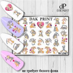 Dak Print, Слайдер-дизайн №1507