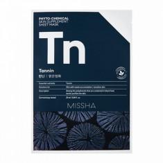 Missha, Маска для лица Phyto-chemical Tannin, 25 мл
