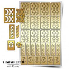 Trafaretto, Трафареты «Орнамент. Треугольнки»