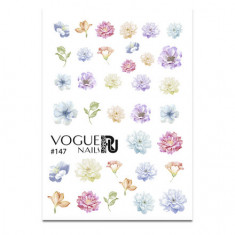 Vogue Nails, Слайдер-дизайн №147