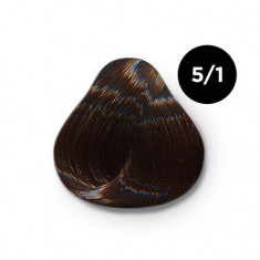 OLLIN, Крем-краска для волос Silk Touch 5/1 OLLIN PROFESSIONAL